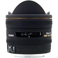 Sigma 10mm f/2.8 EX DC HSM Fisheye Lens for Sigma Digital SLR Cameras - International Version (No Warranty)