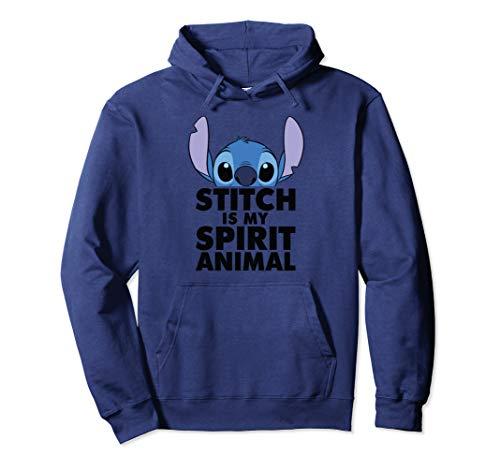 Disney Lilo and Spirit Animal Hoodie]()