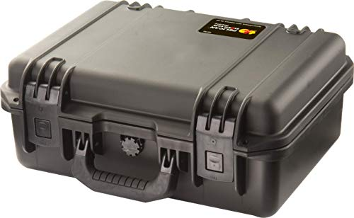 Pelican Storm iM2200 Case With Foam (Black)