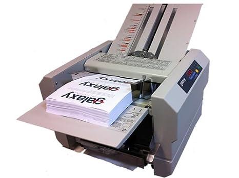Amazon.com: Galaxy A3 A4 A5 Paper folding Machine FM600 ...