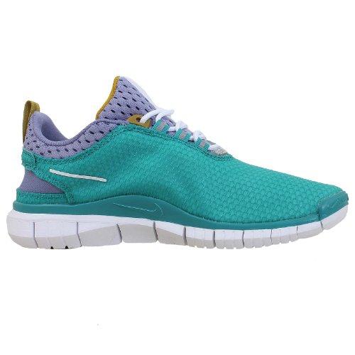 Nike  Free Og 14, Chaussures de course femme 300 grün / silber