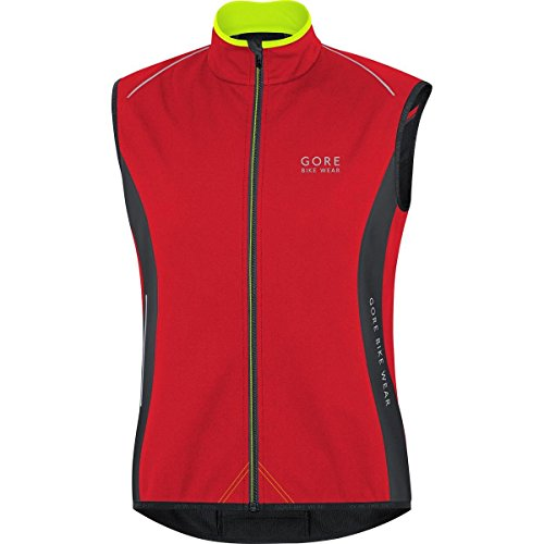 GORE BIKE WEAR Men s Power WINDSTOPPER Soft Shell Thermo Vest c60d92dcf