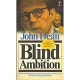 Blind Ambition, John dean, 0671823434