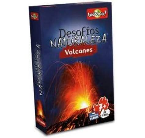 Bioviva- Desafíos de la Naturaleza: volcanes - Español, Color (DES15ES): Amazon.es: Juguetes y juegos