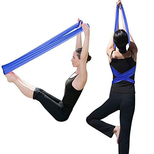 TRIXES Bande en Caoutchouc pour Fitness Exercice Yoga Pilates
