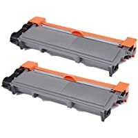 ExtraPrint 2-Pack Generic Black High Yield Toner Cartridge CT202330-2,600 Pages Compatible for Fuji Xerox DocuPrint…