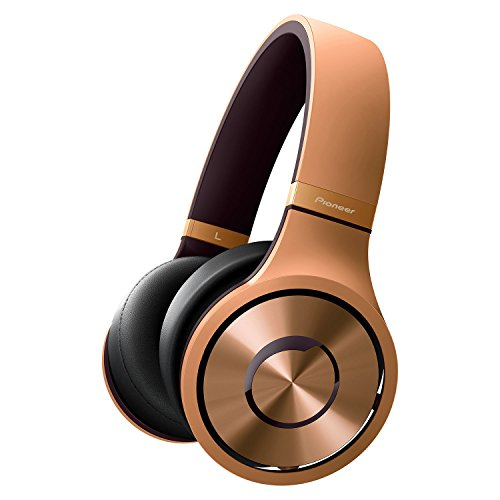 Pioneer SE-MX9-T Headphones, Bright Copper
