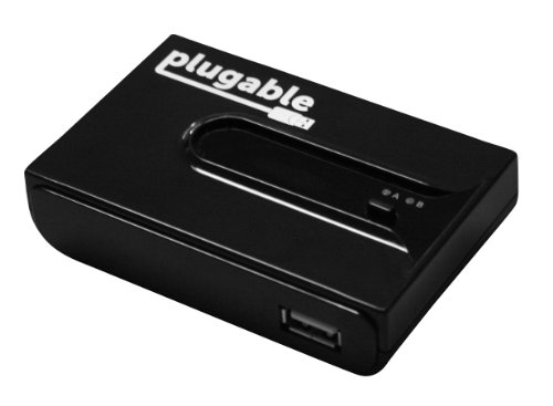 Plugable One Button Swapping Between Computers