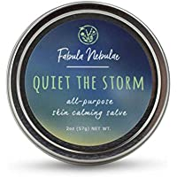 Quiet the Storm salve, Organic and Cruelty-free, 2oz tin