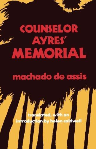 Counselor Ayres' Memorial