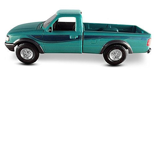 anger STX 4X4, 1:25 Scale, Bright Calypso Green. Plastic ERTL Promo Collectors Item. ()
