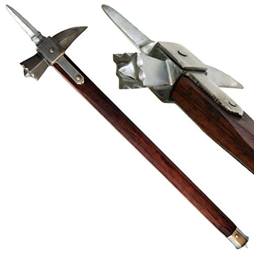 Medieval Functional Spiked Lucerne War -