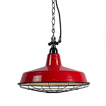 QAZQA Industrie Industrial Retro Esstisch Esszimmer Pendelleuchte Pendellampe Hngelampe