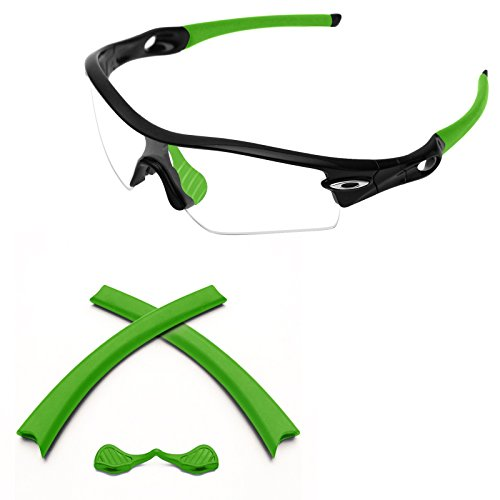Tintart Rubber Kits Earsocks and Nosepieces for Oakley Radar Series - Oakley Xl Radar Lenses