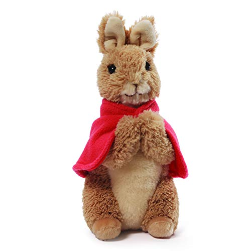 (GUND Classic Beatrix Potter Flopsy Bunny Rabbit Stuffed Animal Plush, 6.5