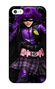 For WuQgmYx4547aXLDo Kick Ass 2 Hit Girl Protective Case Cover Skin/iphone 5/5s Case Cover