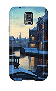 Galaxy High Quality Tpu Case/ Lighted Canal Case Cover For Galaxy S5 9187704K69674631