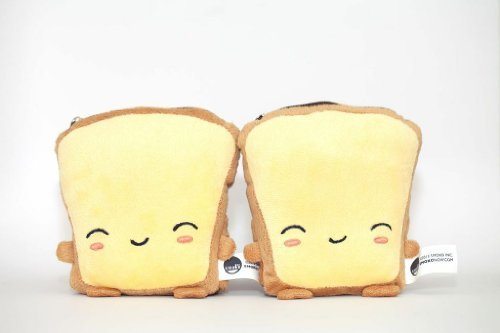 SMOKO Wearable Fingerless USB Powered Toast Hand Warmers (4 Characters to Choose From)