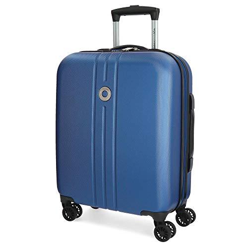 Riga Koffer, 55 cm, 36 liters, Blau (Azul)