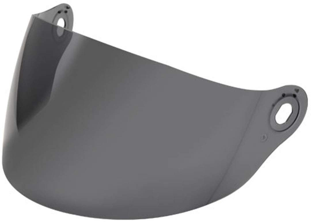 grigio fumo A6843DB-Visiera per casco moto Caberg Freeride 20/% colore
