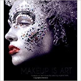 Makeup is Art ProfessionalTechniques forCreatingOriginal Looks: Academy of Freelance Makeup: 8582248888883: Amazon.com: Books