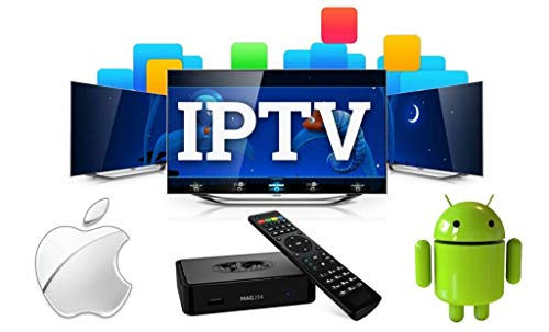 [Free Trial] 12 Months - IPTV 4K/UHD Platinum Subscription with 14000+ Live Channels & Videos on Demand Including PVR, 1 Week Catch-UP TV (Best Streaming Media Player For Canada)
