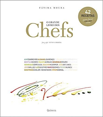 O Grande Livro dos Chefs (Portuguese Edition) PDF