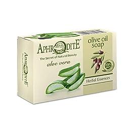 Aphrodite Skin Care Olive Oil Soap with Aloe Vera