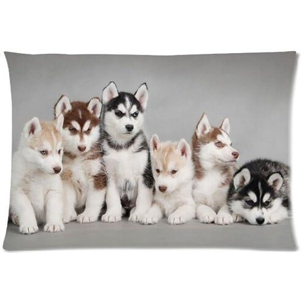 ulxjll Copri Gomme Funny Dog Puppy Siberian Husky Protezioni Cover Colorato Universale Stampato Copertura della Ruota della Ruota Durevole Resistente alle Intemperie Copertura della Ruot 14in//60~69cm