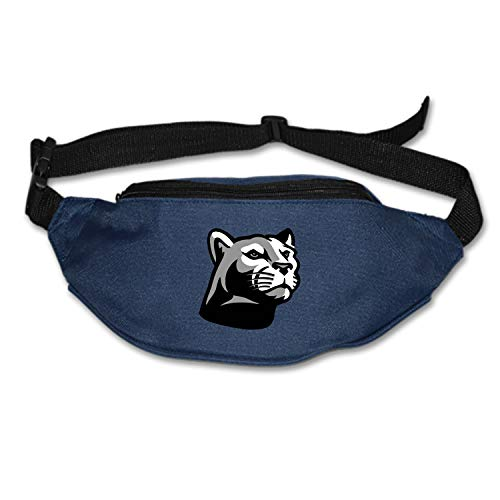 Michael Trollpoe Waist Bag Top Panther Clipart Fanny Pack Stealth Travel Bum Bags Running Pocket for Men ()