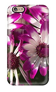 Premium FmzxSnY2917etGOn Case With Scratch-resistant/ Beautiful Purple Flowers Case Cover For Iphone 6