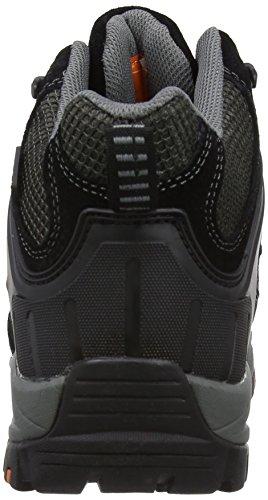 Scruffs Soar Hiker SBP - Calzado de protección Hombre negro (Black)