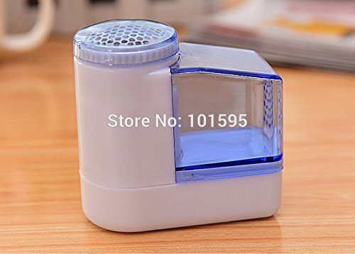 Skuleer(TM)New Mini Hair Ball on Clothes Sweater Trimmer Shaving Machine Clothes Shaver Lint Remover