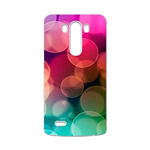 Colorful bubbles Phone Case for LG G3