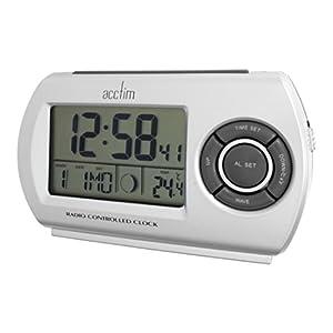 Acctim 71117 Denio - Reloj Despertador con radiocontrol 6