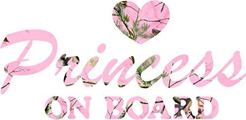 Female-Heart-Princess-on-Board-Sticker-Decal