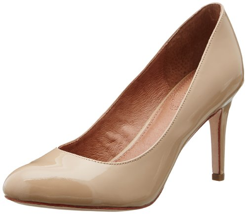Corso Como Women's Del Dress Pump,Beige Patent,7 M US