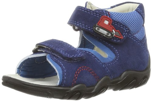 Superfit Rocky 200011 Jungen Sandalen Blau (water 87)