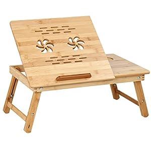 Miadomodo tavolino da letto portatile tavolino letto pc bamb multifunzionale prodotto consigliato - Tavolino da letto per pc ...