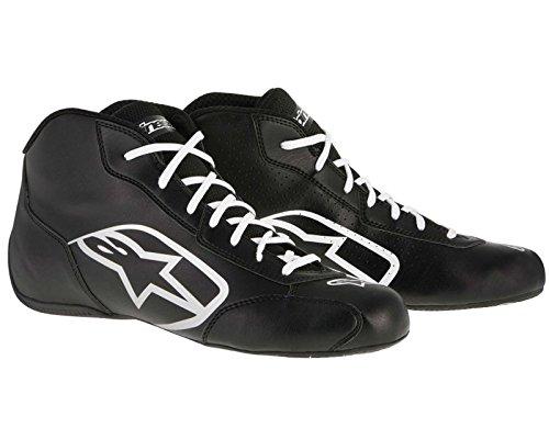 Price comparison product image Alpinestars Tech-1 K Start Boot Black / White UK 6.5 UK KART STORE