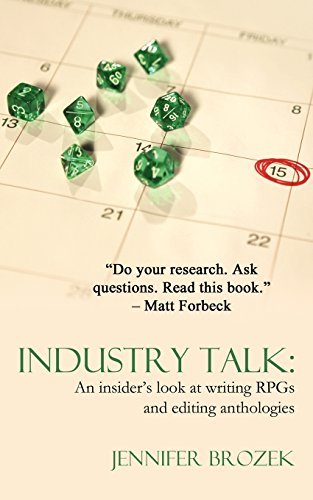book cover of Industry Talk