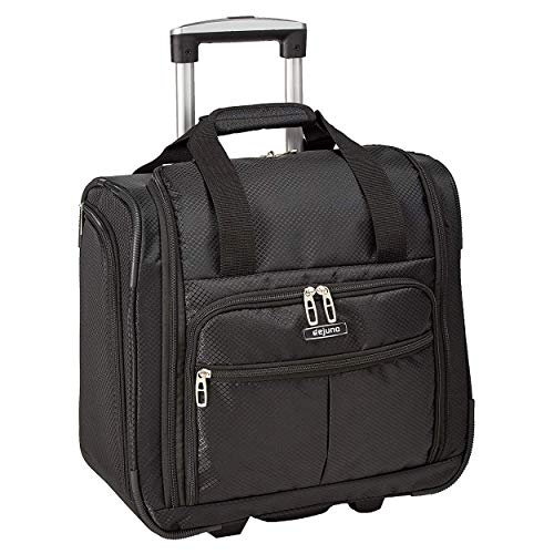 Dejuno Lightweight Wheeled 15 Underseater Carry-on Luggage
