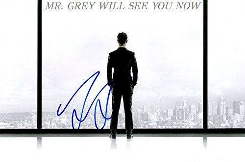 Jamie Dornan Signed - Autographed Fifty Shades of Grey Actor 10x15 Photo - 50 Shades of Grey - Christian Grey (Fifty Shades Of Grey Actors For Christian)