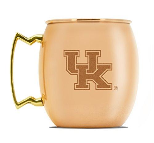 Ncaa Kentucky Wildcats Mugs - NCAA Kentucky Wildcats 24oz Copper Moscow Mule Mug