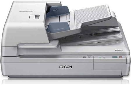 Epson Workforce DS-70000 600 x 600 DPI Numériseur à Plat et adf Blanc A4 - Scanners (297,18 x 2540 mm, 600 x 600 DPI, 70 ppm, 16 bit, 8 bit, 70 ppm)