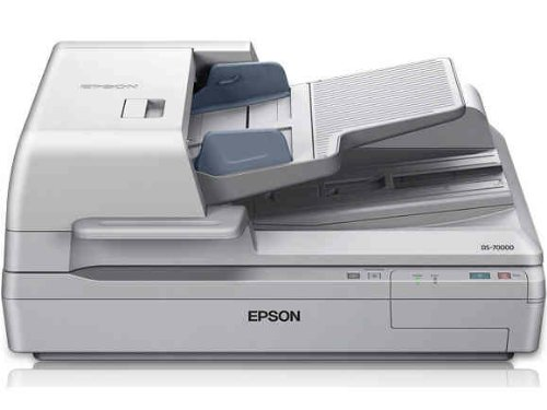 Epson DS-70000 Large-Format Document Scanner:  70ppm, TWAIN & ISIS Drivers, 3-Year Warranty with Next Business Day Replacement by Epson