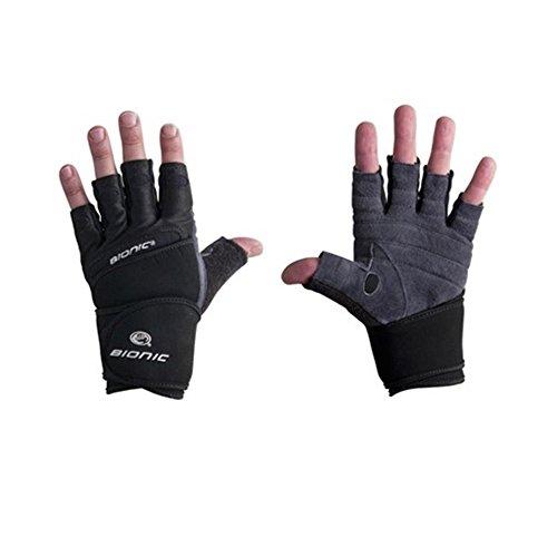 Bionic Mens Wrist Fitness Gloves