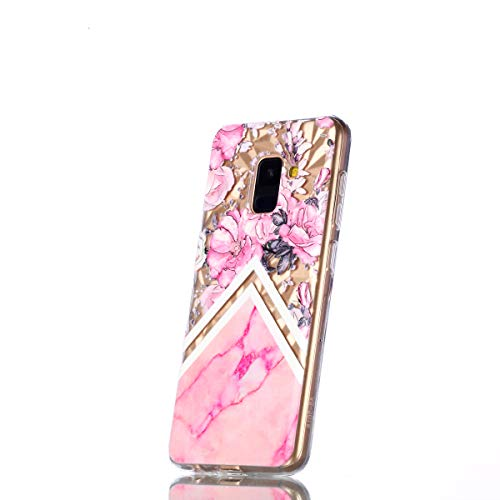2018 Samsung Galaxy A6 Mince Artfeel Clair Coque Ultra Souple 4FnxfXwq18
