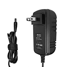 Molshine® AD24 AD-24(6.6 ft Cable) AC DC Adapter Compatible Brother P-touch Label Maker PT-D210 PT-D200 PT-1880 PT-2730 PT-1230 PT-1290 PT-1280 Replacement Power Charger Wall Plug Spare