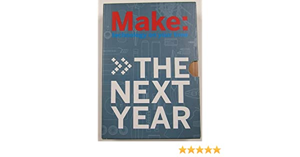 MAKE Magazine: The Second Year: 4 Volume Collectors Set: 5-8: Amazon.es: Mark Frauenfelder: Libros en idiomas extranjeros